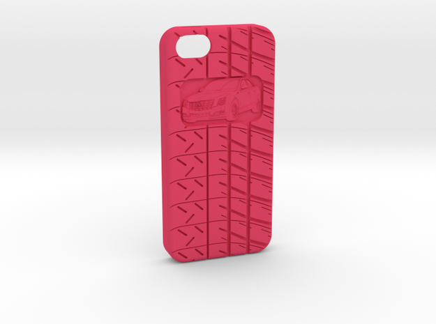 iPhone 5 Cadillac CTS PSC 3d printed