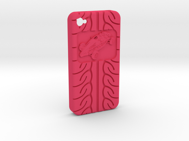 iPhone 4S Atom AD08 tread 3d printed