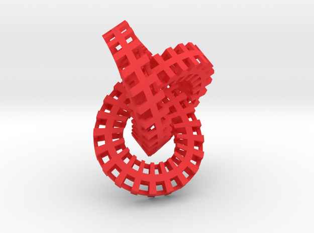 Escher knot medium 3d printed