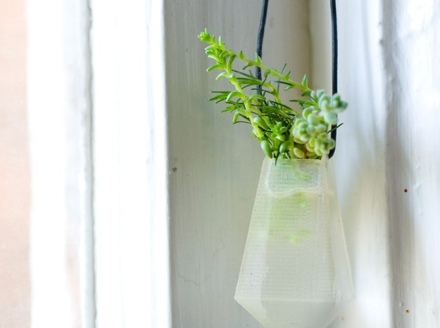 Wearable Planter No. 3 3d printed