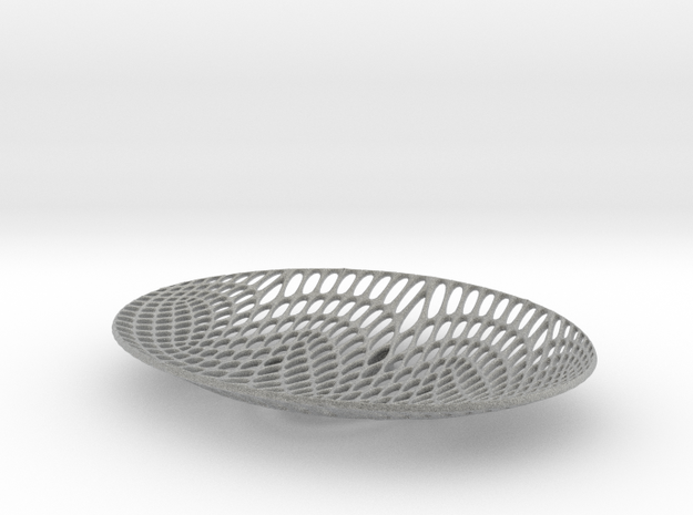 Bevel Bowl 3d printed