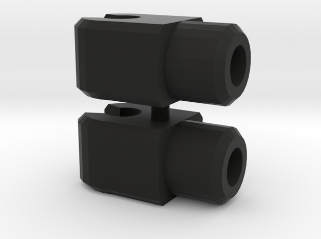 Heroic Duo Alternative Weapon Hinges 3d printed