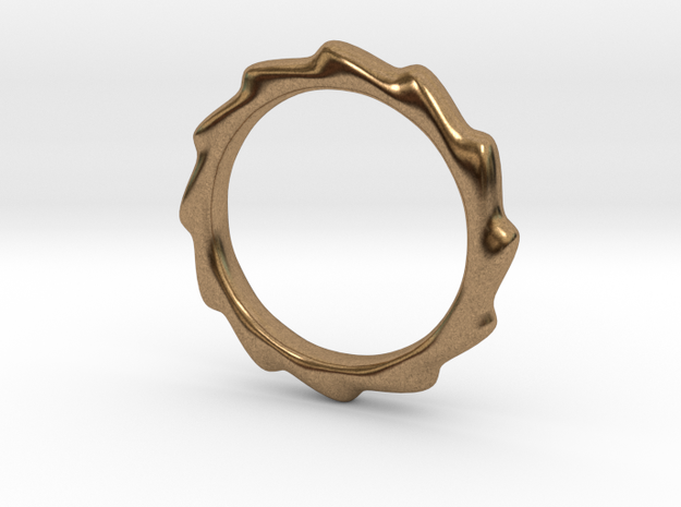 Vortex Ring 3d printed