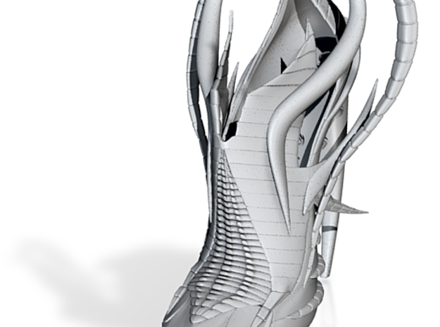 Exoskeleton Shoe - Right 3d printed