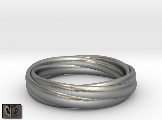 Ring - Wound 3d printed Digital Preview