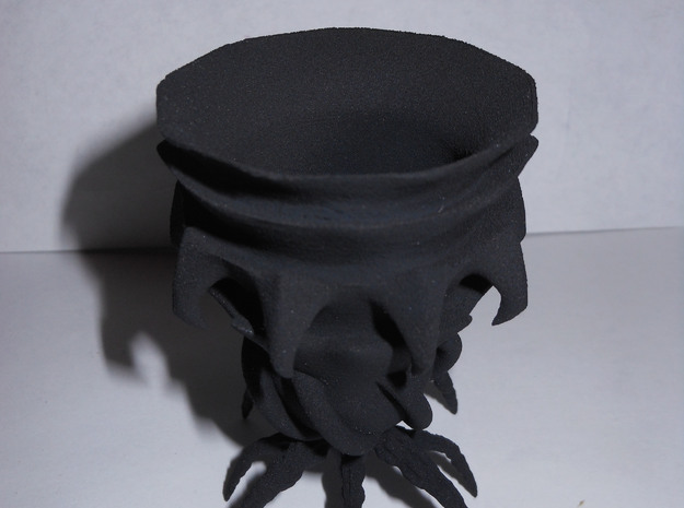 Creature Shot Glass 3d printed