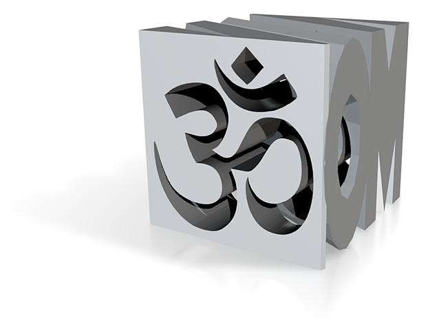 Little Om 3d printed