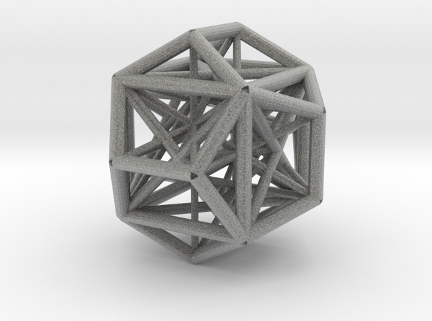 MorphoHedron8 3d printed