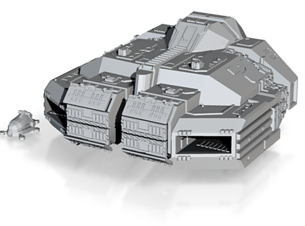 """Somtaaw """"Shaman"""" Carrier 3d printed"""