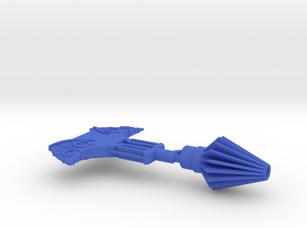 Craniocleaver Part B (Energized) 3d printed