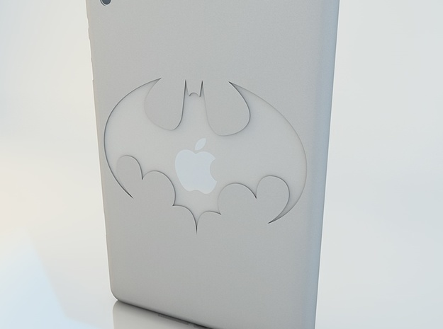 iPad mini Batman Case 3d printed