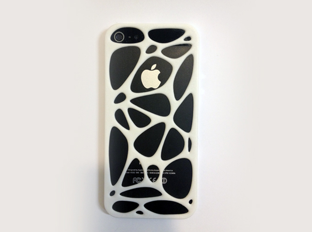 iPhone 5 case - Cell 3d printed