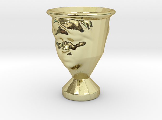 Cup with Face 5 3d printed