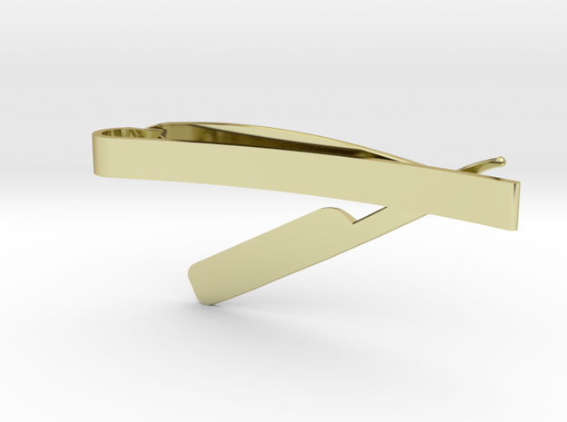 RAZOR MONEY/TIE CLIP 3d printed