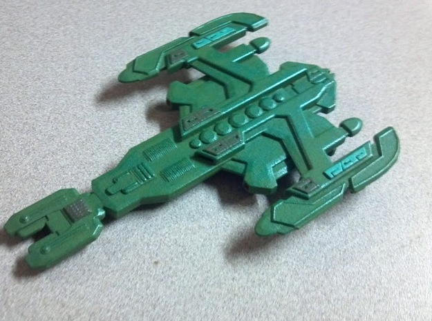 Brutok Larger 3d printed