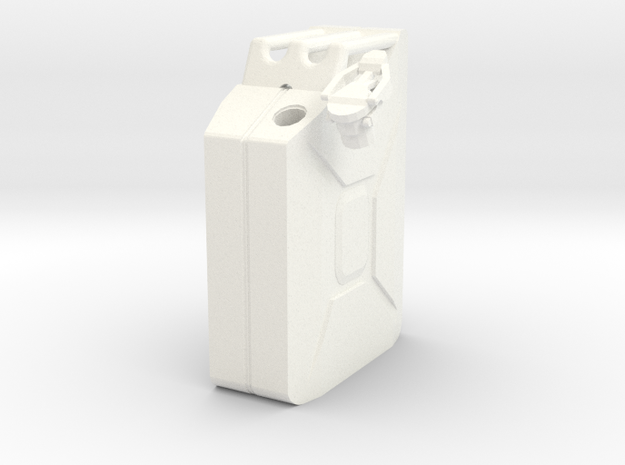 NATO 20L Jerry Can 1/10 Scale 3d printed