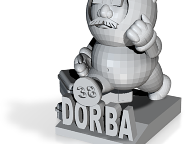 Dorba Run 3d printed