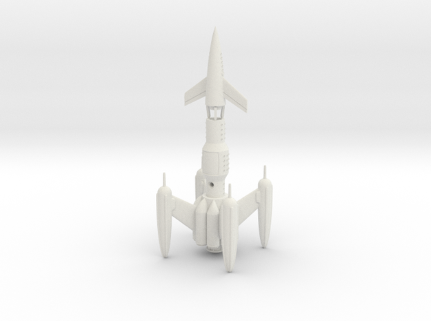 "R-Rocket ""Earth"" Class Large 3d printed"