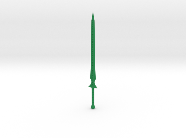 Rune Longswords 3d printed