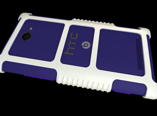 "HTC 8X Custom Case ""HTC 8x"" Theme 3d printed"