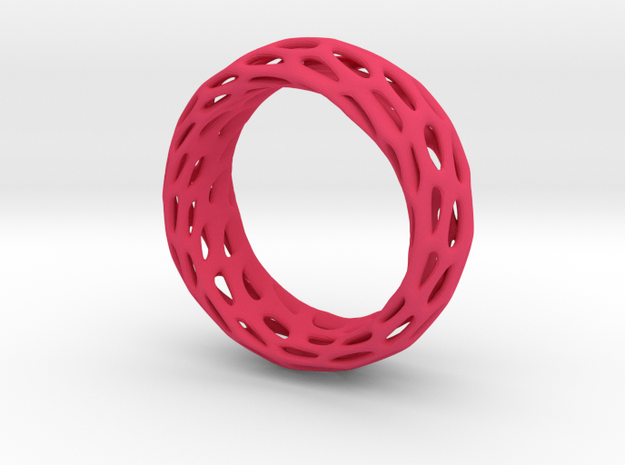 Trous Ring Size 5.5 3d printed