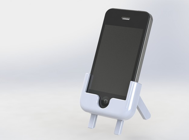 IPhone Desk Stand 3d printed