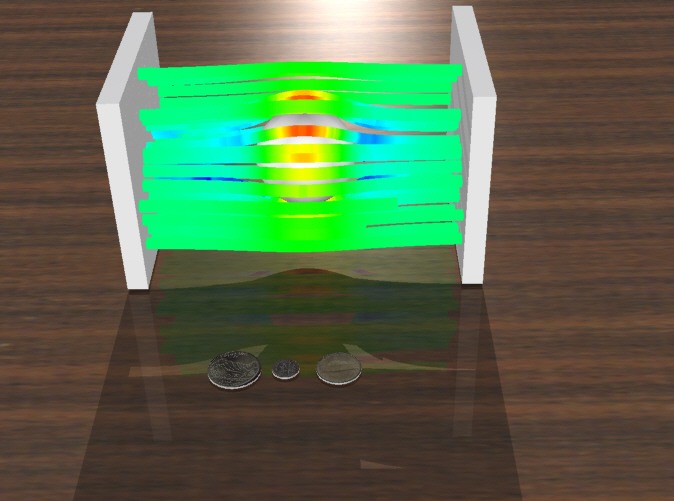 Full color sandstone. Coins not included.This is a render.