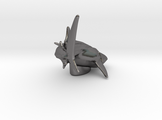 Shark statue ©2012-2014 RareBreed