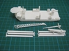 WTIV MPI Adventure (1:1200) 3d printed Legs and cranes supplied ready for assembly