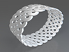 Infinite like loops - Bracelet 3d printed Infinite like loops - Bracelet