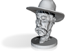 The Cowhand 3d printed