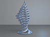 Spiral Lamp armature 3d printed Spiral lamp