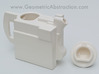 Malevich Teapot 2.0 3d printed