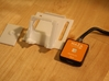 DJI NAZA v2 LED Housing - Fibre Optic OSD capable 3d printed