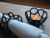 Tea Light Holder Cell Shaped 3d printed Tea light and napkin ring (sold seperately).