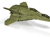 ANTARES HEAVY FIGHTER 1/72 (COLOR) 3d printed