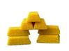 Stacked Gold Bars 3d printed Full Color Sandstone