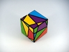 Insanity Cubed Puzzle 3d printed Scrambled