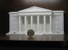 The Law Court Façade 3d printed