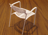 "Knoll Toledo Chair 3.68"" tall 3d printed"