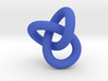 Trefoil Knot 2inch 3d printed