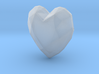 Lucky Heart Pendant for a Necklace or Keychain 3d printed