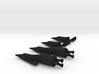 1/400 BOEING X-20 DYNA SOAR (4 VEHICLES) 3d printed