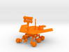 Mars Rover 3d printed
