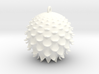 Thistle Ball 3d printed
