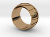 Apple of Eden Assassin Ring 3d printed