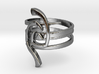 Roswell ring 3d printed