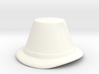 Merchant Hat (tall) 3d printed