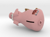 Money Pig Large 3d printed