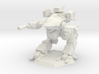 Mecha- Guardian II (1/285th) 3d printed